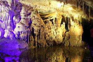 gruzja kutaisi jaskinia prometeusza