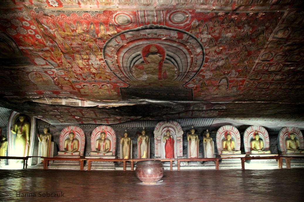 Dambulla, Sri Lanka: świątynie w jaskiniach i inne przygody-2969