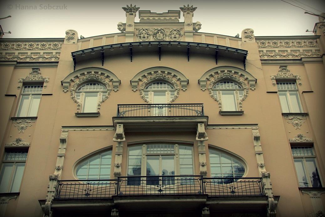 ryga architektura zwiedzanie lotwa secesja