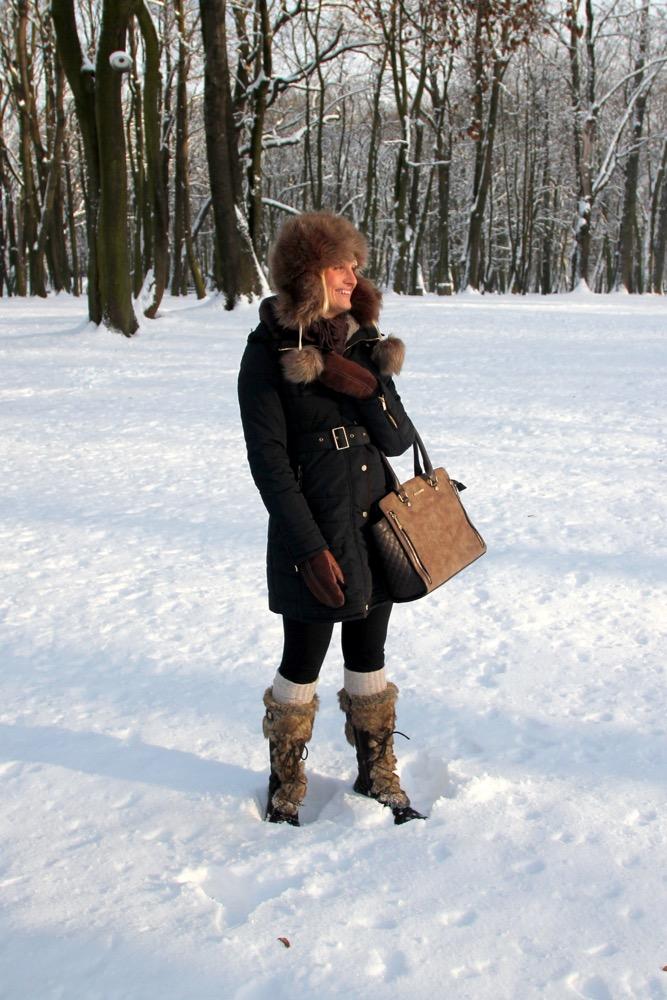 weekend zimą lista do pakowania