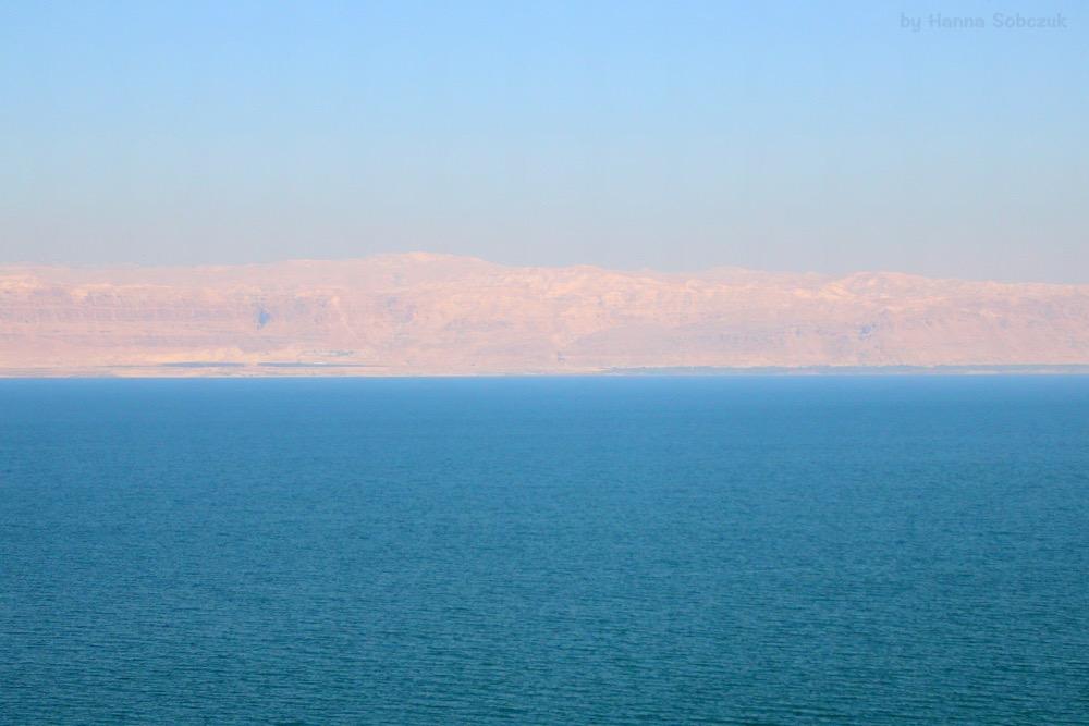 morze martwe jordania izrael
