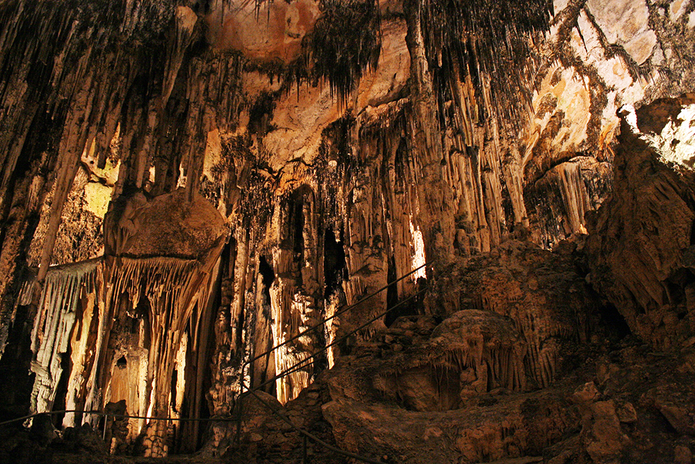jaskinie w europie