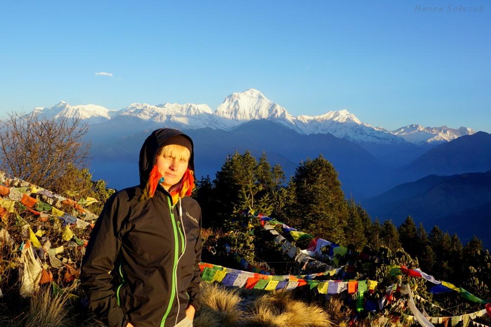 poonhill nepal trekking