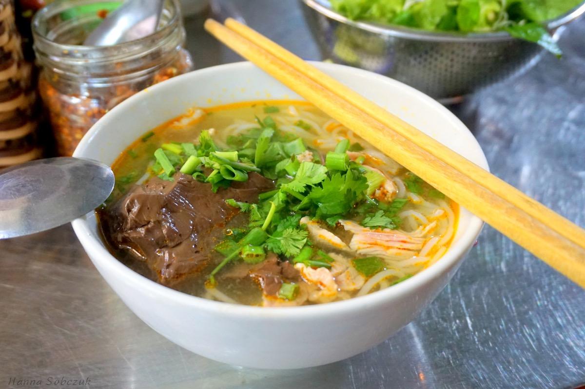 wietnam hue jedzenie