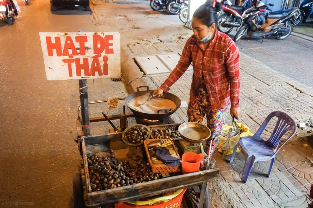 delta mekongu co jeść